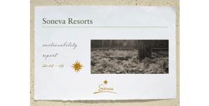 Soneva Sustainability Report 2012-13
